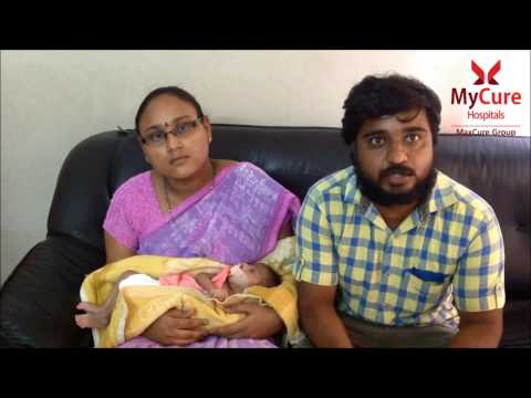 Baby underwent pulmonary hypertension treatment  at MyCureHospitals,Vizag