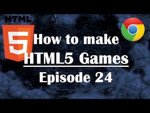 24- Making HTML5 Game: Map Collision. Javascript Tutorial Guide