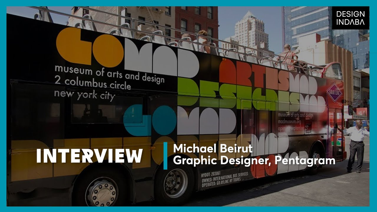 Michael Bierut: Use curiosity as a route into work