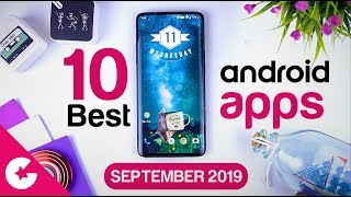 Download Top 10 Best Apps for Android - Free Apps 2019 (September) Video