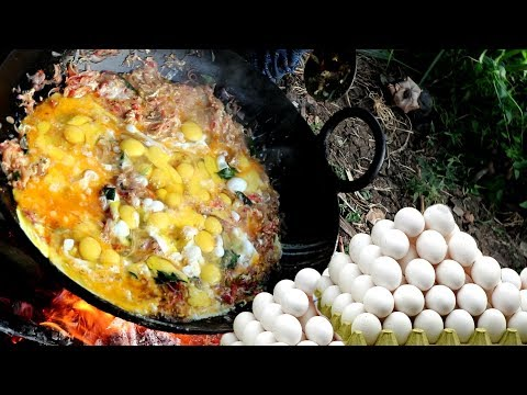 Egg Fried Rice By Country Boys |Country foods