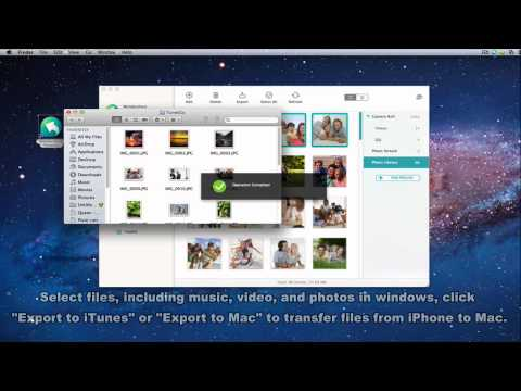 Best iPhone to Mac Transfer -- Download iPhone to New Mac Software