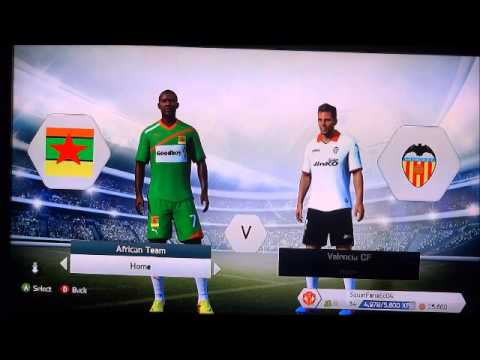 FIFA 14 Created Team Careeer Mode ep. 2