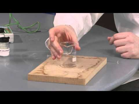 Christmas Science   It's feeling cold   The endothermic reaction