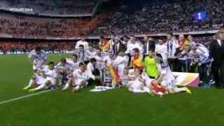 Final Copa del Rey 2014 F.C. Barcelona - Real Madrid Resumen