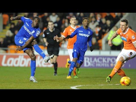 Blackpool 1-0 Birmingham City | Championship Highlights 2014/15