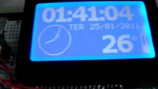 Arduino-Stationsuhr - manualzzcom