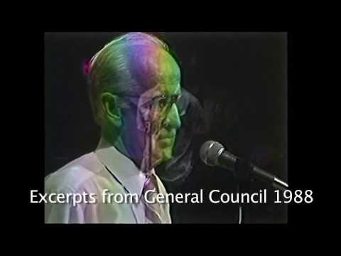 General Council 1988 Debate on Ordination