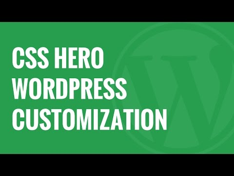 CSS Hero Review WordPress Design Customization Made Easy