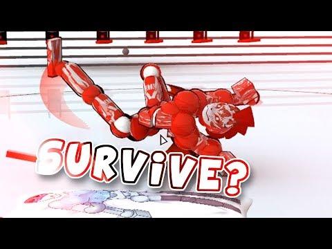 I ALMOST SURVIVED in Toribash