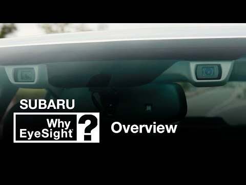 Why EyeSight? | How Subaru Looks Ahead