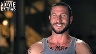 Den Of Thieves | On-set visit with Pablo Schreiber