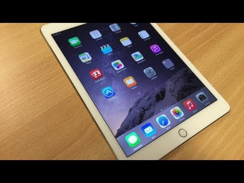 How to unlock an iPad without a passcode    Latest 2017!