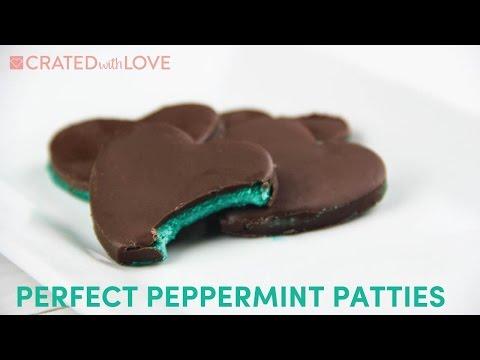 Date Night Recipe - Perfect Peppermint Patties