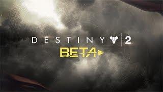 Destiny 2: tráiler de lanzamiento oficial de la beta abierta [ES]