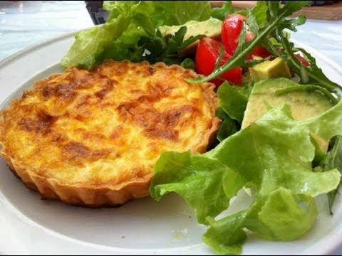 How To Make - Quiche Lorraine