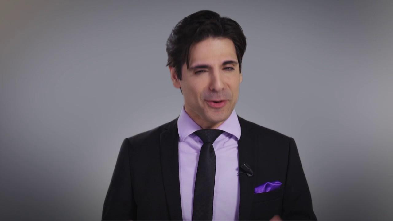 Marcus förklarar - Moderaterna på en minut  - Nyhetsmorgon (TV4)