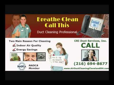 Air Duct Cleaning In Cleveland Ohio Helping Home Owner Breathe Clean Air