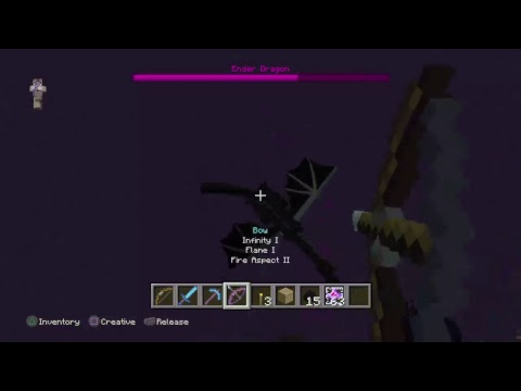 How to collect and hatch ender dragon egg in minecraft