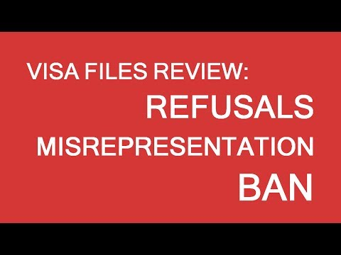 Reading real Canadian visa cases. Refusal examples. LP Group