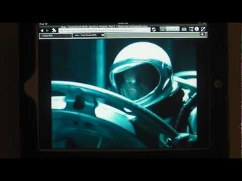 Adobe Flash Player for the new iPad with Photon Browser