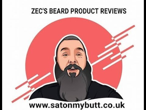 Review of Merry Band Beard Oil 'Bay Rum' Balm