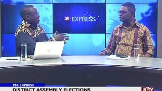 District Assembly Elections – PM Express on JoyNews (19-2-18)