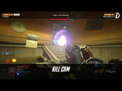 Overwatch   How to Batman as Reaper - A 1-Minute Tutorial!