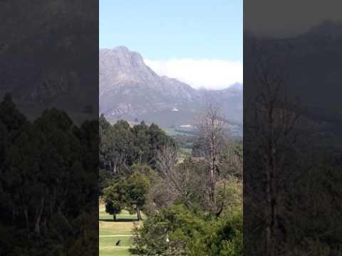 Stellenbosch Low Fly Over