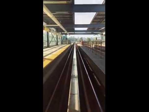 Sky train Vancouver