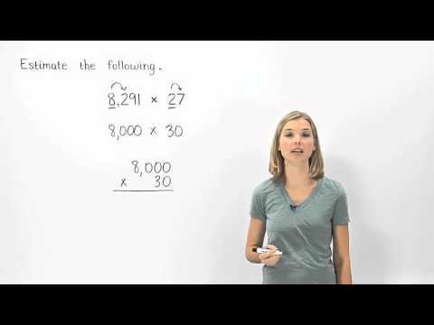 Estimating Products | MathHelp.com