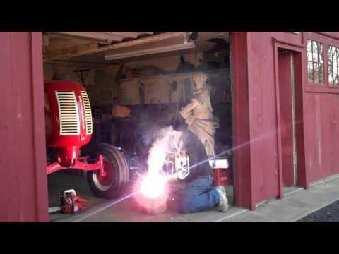 Just bought a Miller Thunderbolt stick welder