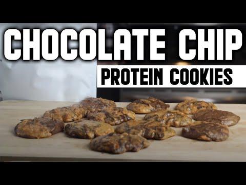 [QUICK & EASY] Paleo Protein Chocolate Chip Cookie Recipe @MyProteinUS