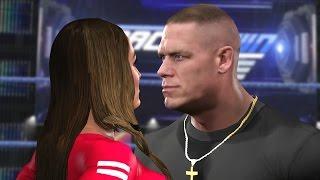 WWE 2K17 Story - John Cena Meets Nikki