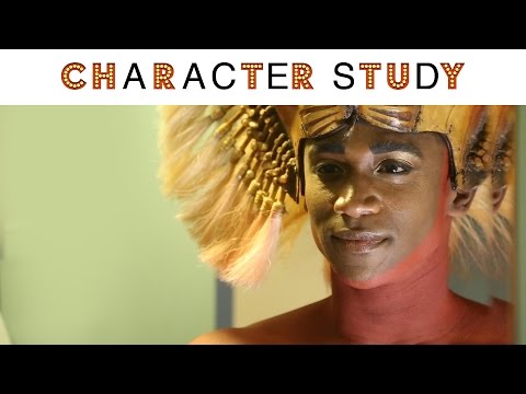 Character Study: Jelani Remy, Simba in THE LION KING on Broadway