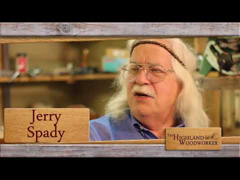 Preview: The Highland Woodworker, Episode 32
