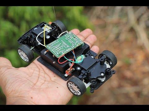 Amazing DIY ideas - Spy Car with Live video Stream