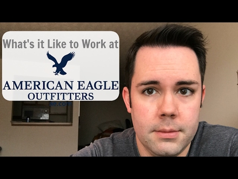 Working at American Eagle