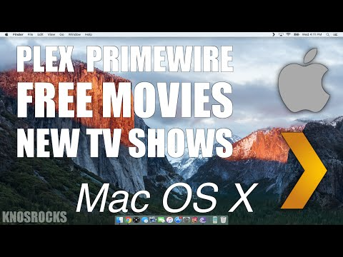 How To Watch HD Movies & TV Shows On Mac OS X El Capitan & Yosemite Free Plex & PrimeWire 1Channel