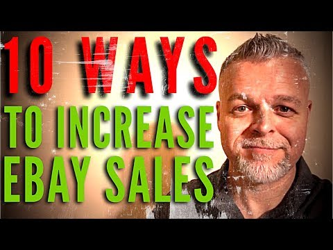 TOP 10 EBAY TIPS & TRICKS to Increase Your Sales & Make MORE Money on eBay