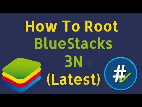 How To Root BlueStacks 3N [TUTORIAL]