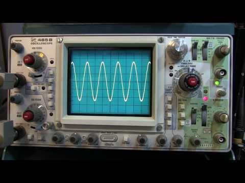 #179: How to make a peak to peak voltage measurement on a scope