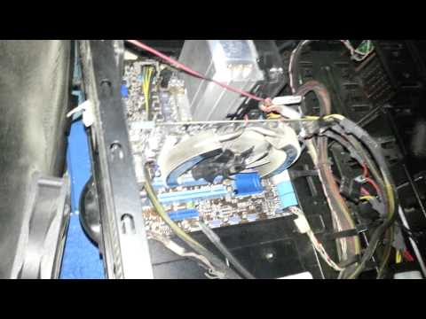 Cleaning my Super Dirty PC. (HD)
