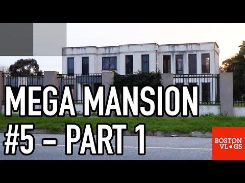 VLOG #272 | ABANDONED MEGA MANSION #5 | PART 1