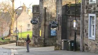 Stirling Castle and the old town