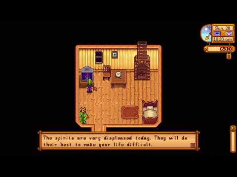How to learn Omelet cooking recipe - Stardew Valley