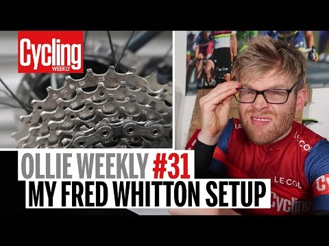 My Bike Setup for Fred Whitton Challenge | Ollie Weekly #31 | Cycling Weekly