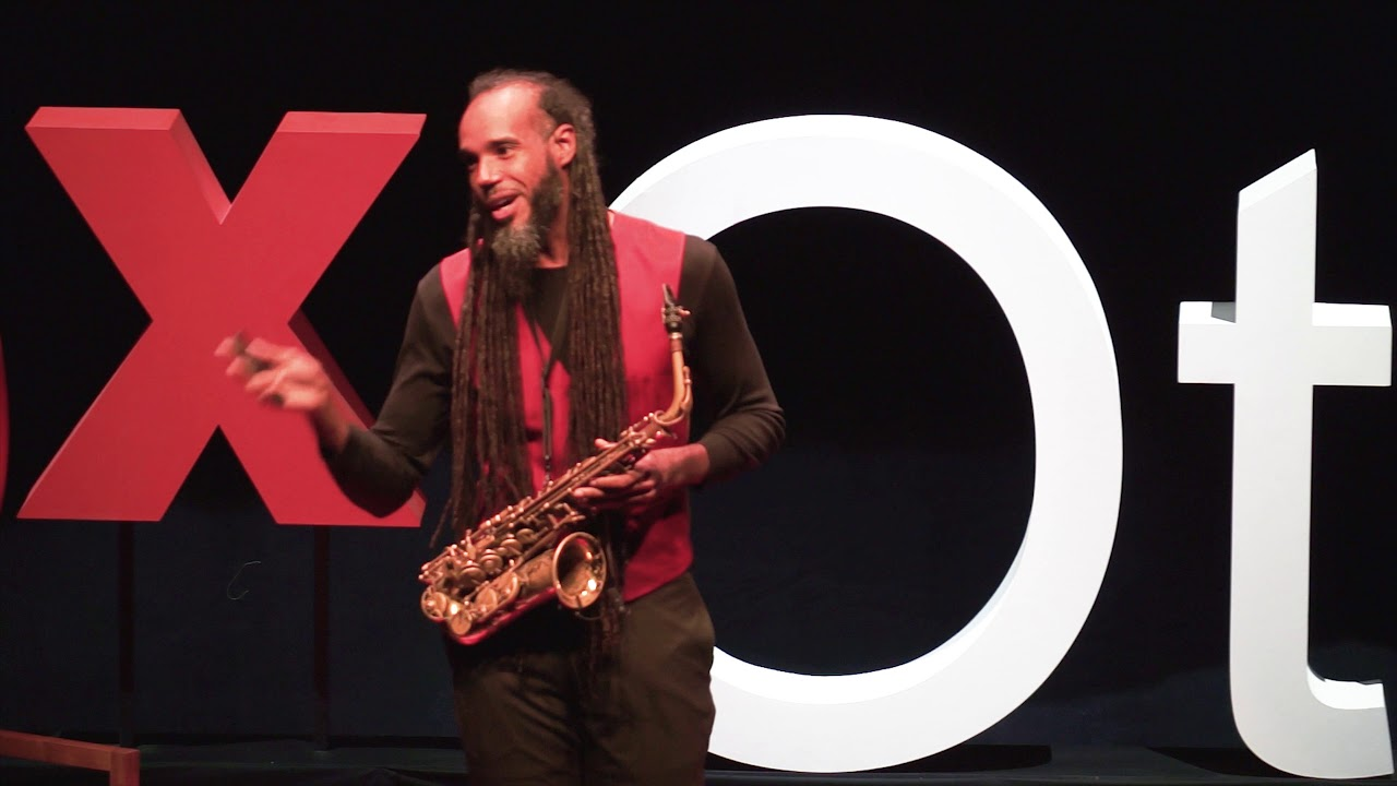 The Beauty of Math and Music | Marcus Miller | TEDxOttawa