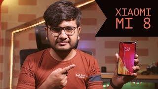 Xiaomi Mi 8 First Impression | First in Pakistan !!