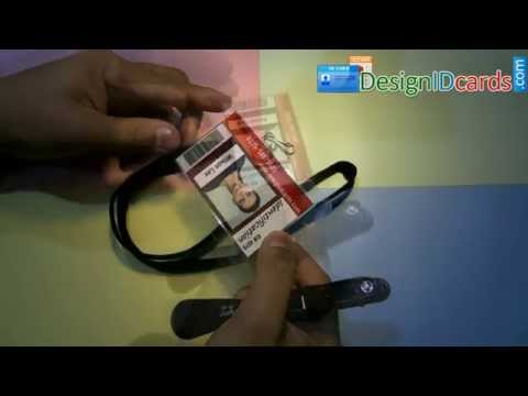 ID Cards Identity Badge Badges Lamination Printing Designing With Card Maker Designer Software